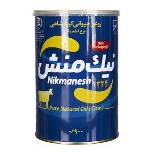 روغن حیوانی کرمانشاهی نیک منش