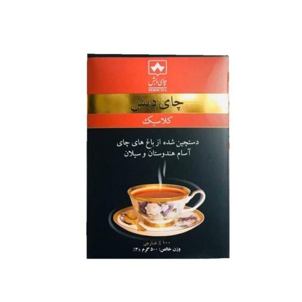 خرید چاي دبش ساده