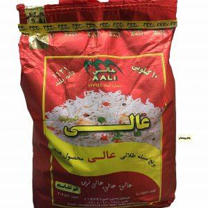 خرید برنج عالی هندی